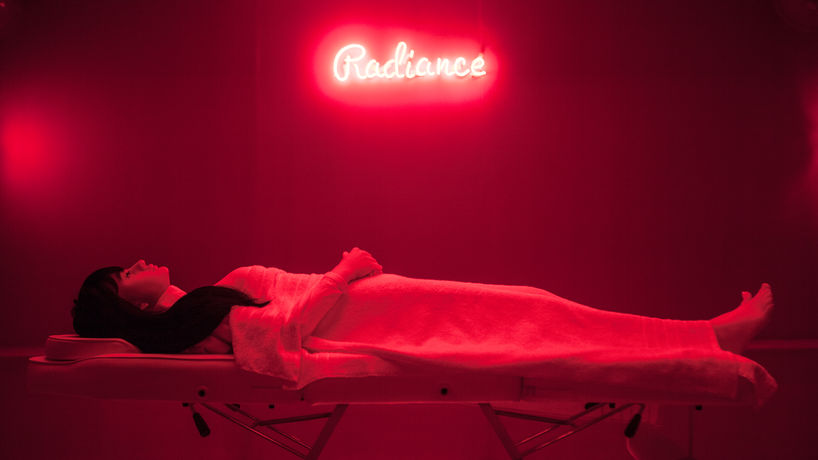 The Salon installation by Juno Calypso, London