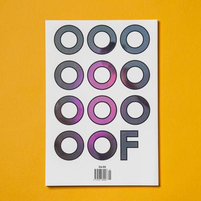 OOF magazine, London