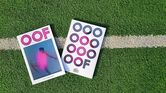 4. OOF magazine combines football with visual culture