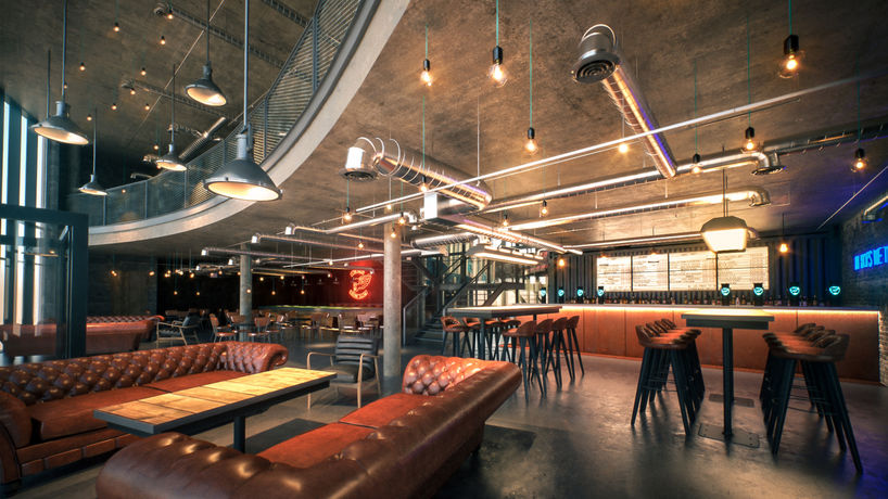 The DogHouse hotel by BrewDog, Scotland