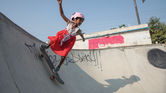 1. Vans promotes female skateboarding in India