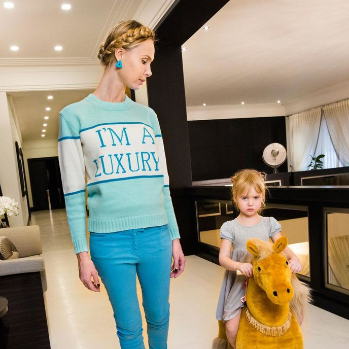Generation Wealth by Lauren Greenfield documents the absurdity of 20th-century capitalism
