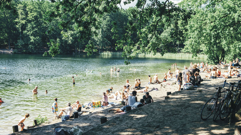 Take Me to the Lakes by The Gentle Temper, Berlin