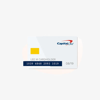 Virtual card numbers by Capital One