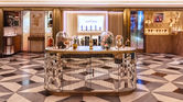 4. Harrods' new alcohol department guides guests by flavour