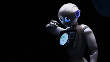 Does Pepper the robot represent the dawn of hospitality bots?