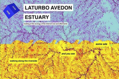 Estuary by LaTurbo Avedon at I-AM, Barcelona