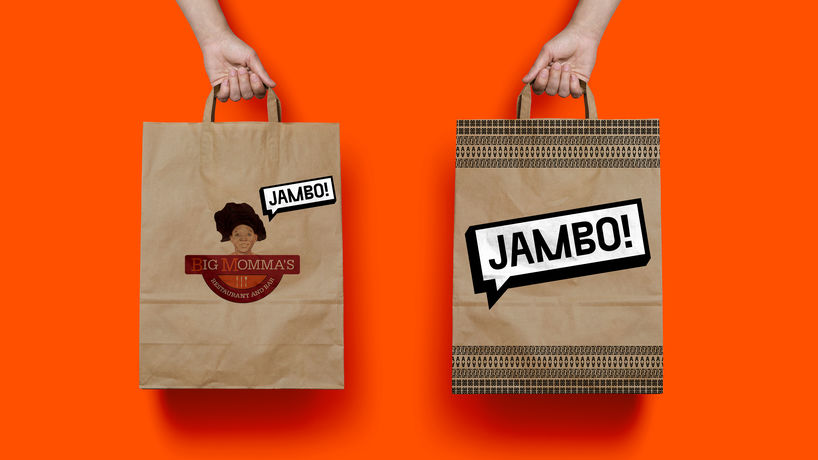 Jambo! by NB Studio, London