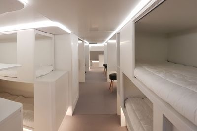 Airbus Bunk Beds by Zodiac Aerospace