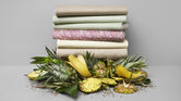 Startup creates textile from coconut by-products