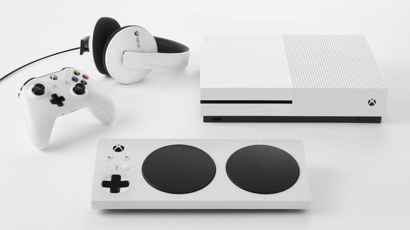 Xbox controller, Microsoft