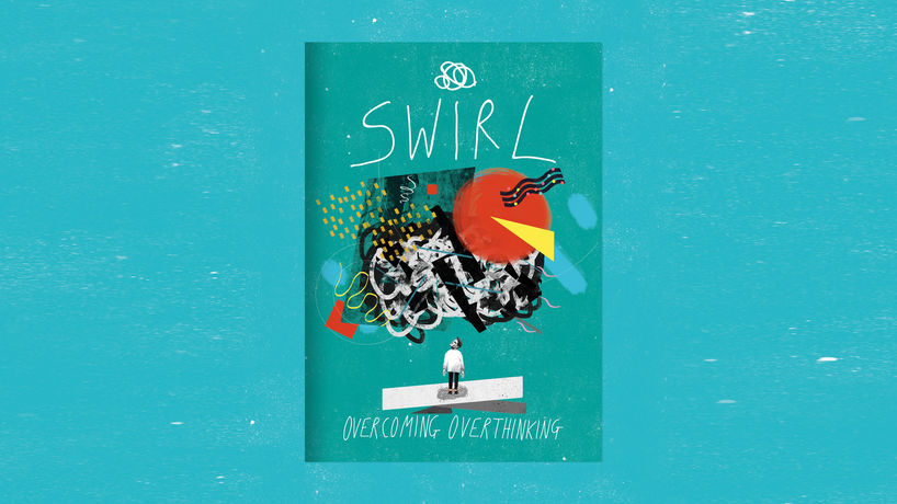Swirl Zine by Andy Walton, UK