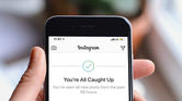 3. Instagram tames excessive newsfeed scrolling
