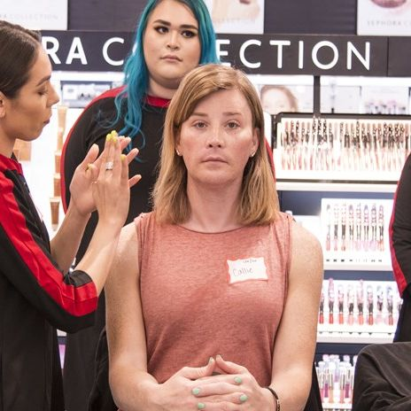 Sephora transgender beauty classes, US