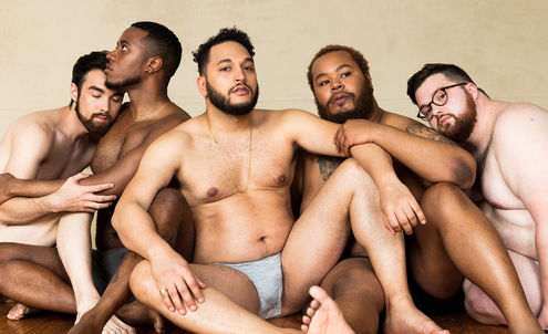 Body-positive Men