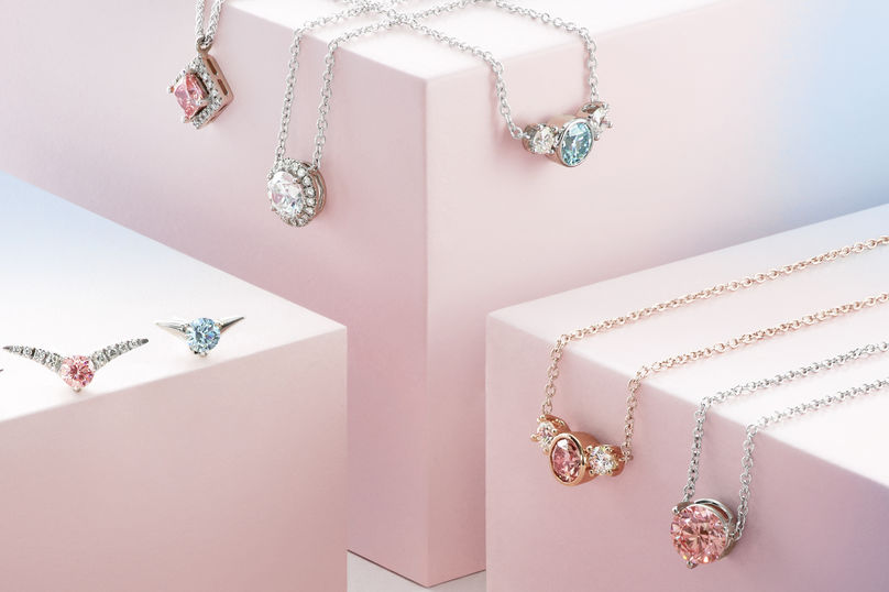 Lightbox is a new brand of lab-grown diamonds by De Beers