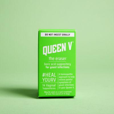 Queen V, feminine hygiene