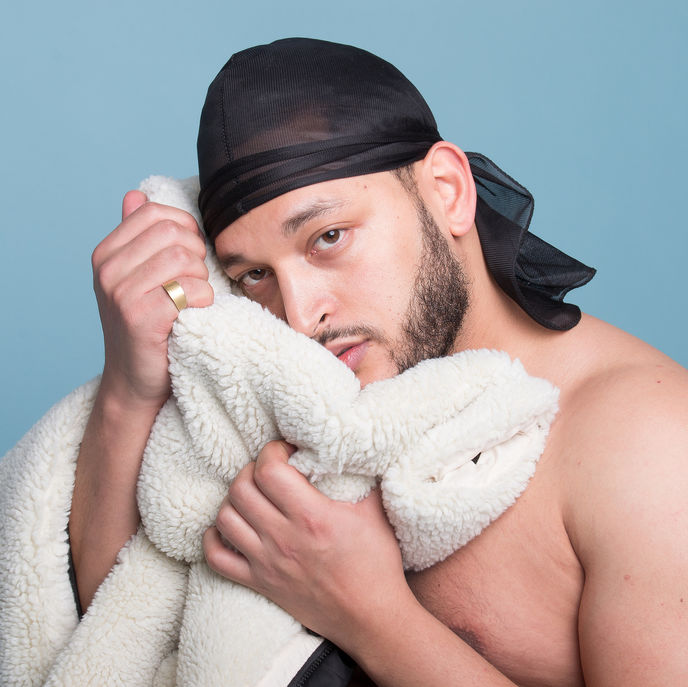 Durag Series for OUT MAGAZINE, by The EveryMAN project