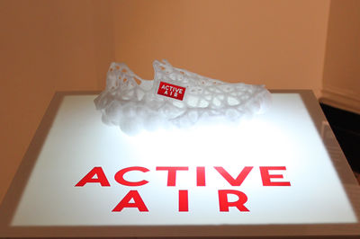 ActiveAir, Air Hack, Makerversity, London