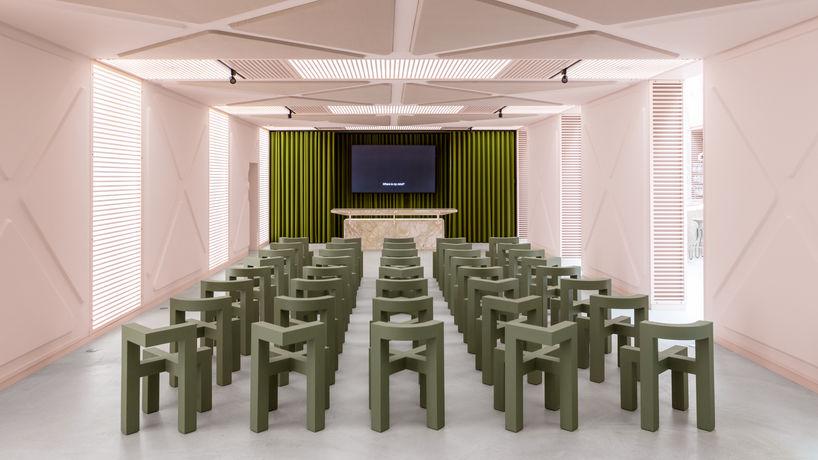 XYZ Lounge by Didier Fiuza Faustino, Belgium