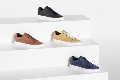 Pinatex shoes by Hugo Boss