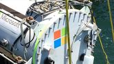 3. Microsoft sinks data centre to save energy costs