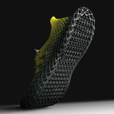 Grit concept shoe by Aarish Netarwala