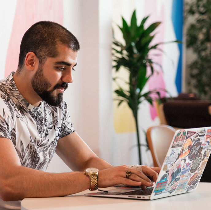 WeWork Refugee Initiative, UK