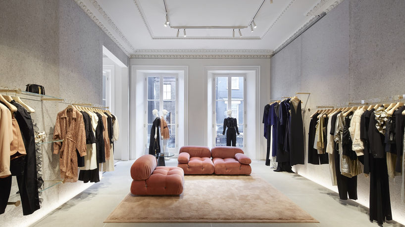 Stella McCartney Store, Old Bond Street, London