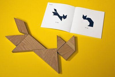 Studio Offcuts Tangrams, Quickstarter, Kickstarter
