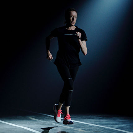 Black Out Track by UNIT9 and Edelman Deportivo for Asics, London