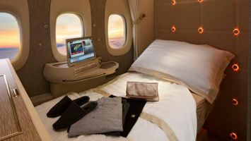 Emirates launches windowless planes