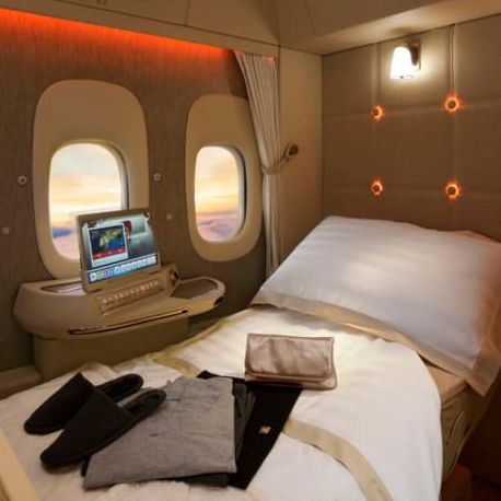 First Class Suite for Boeing 777 fleet, Emirates