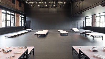 Brujas skatepark, Performance Space, New York