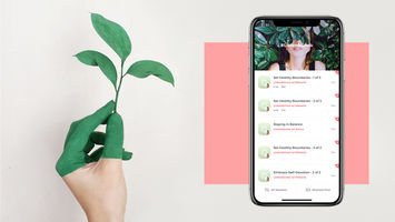 Sanity & Self app supports women's wellbeing