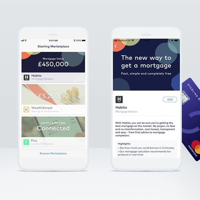 Starling Bank Marketplace