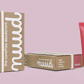 Nuud launches a cream deodorant