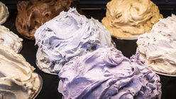 Elastic ice cream launches in New York