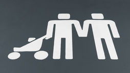 Volvo redesigns traditional family parking icons