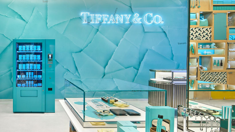 Tiffany & Co Style Studio, Covent Garden, London