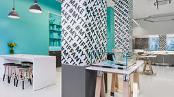 Tiffany & Co opens an anti-luxury store