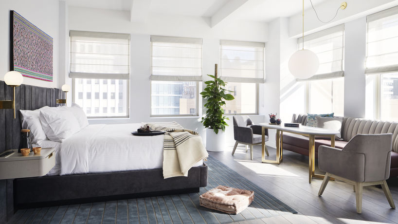 The Assemblage Co-Living space, New York, photography by Mikiko Kikuyama