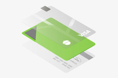Acorns debit card