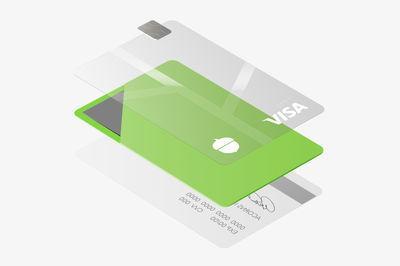 Acorns debit card