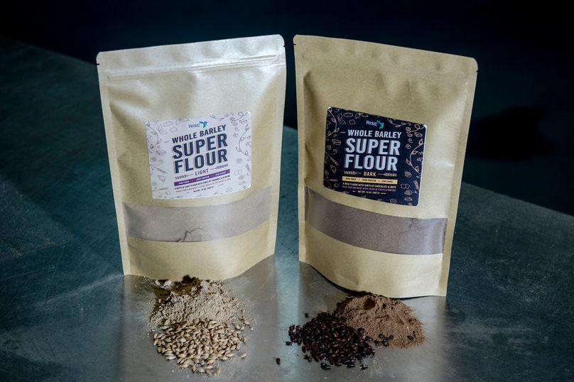 Super flour by Rise Products, US