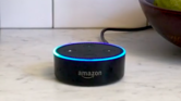 Alexa enters the dorm room