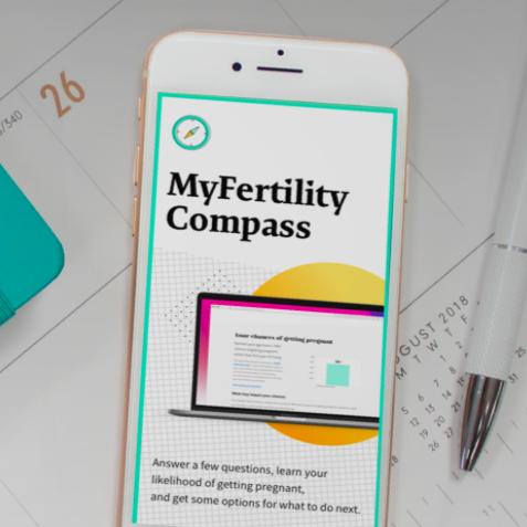 MyFertility Compass, Celmatix, US