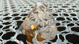 Diamene is a super-strength material made from graphene