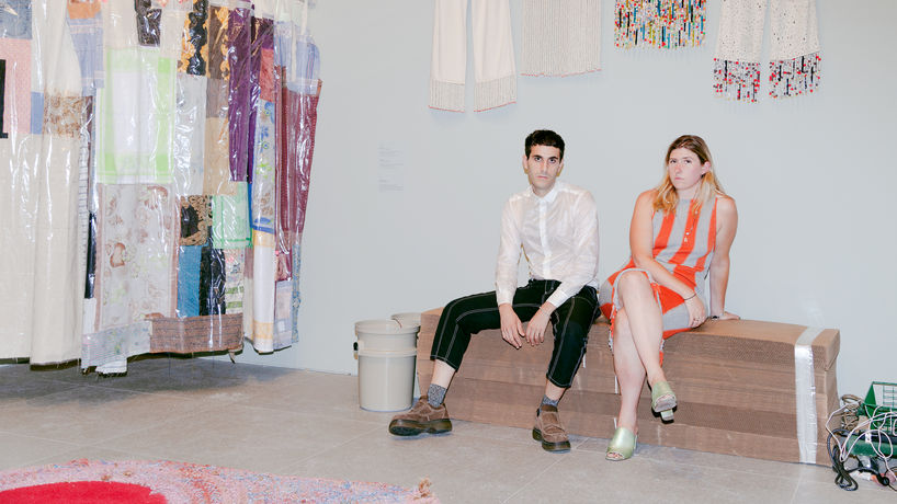 Eckhaus Latta: Possessed, The Whitney Museum of American Art, New York, photography by Thomas McCarty
