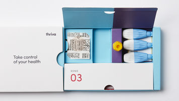 Thriva and Vita Mojo create personalised meals via blood testing